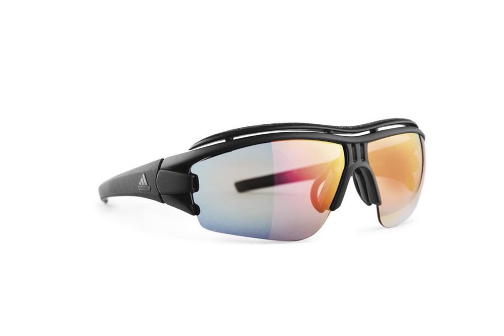 Sportbrille von Adidas in Schwarz